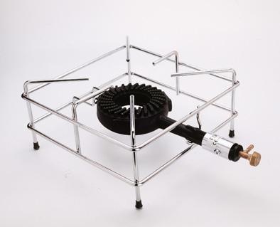 Foker industrie komfoor model F03100F