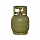 2,5 kg gasfles staal